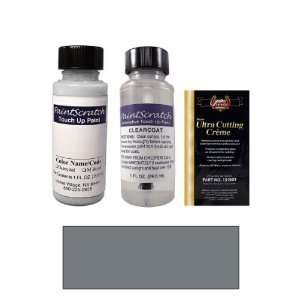 Pearl Gray Metallic Paint Bottle Kit for 2001 BMW X5 (472) Automotive