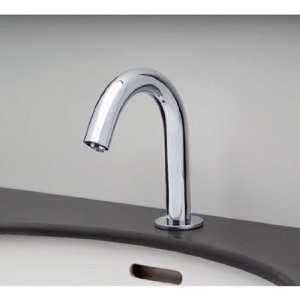 Toto TEL3GG10#CP Gooseneck EcoPower Faucet   Single Supply