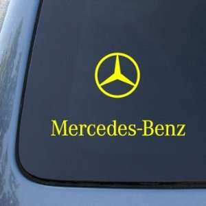 MERCEDES BENZ   Vinyl Car Decal Sticker #1809  Vinyl