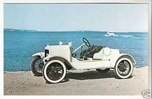 1925 FORD MODEL T SPEEDSTER Car Photo POSTCARD