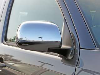2005 2010 TOYOTA TACOMA SIENNA CHROME TFP MIRROR COVERS