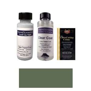 Racing Green Metallic Paint Bottle Kit for 2008 Mini Hatchback (A67
