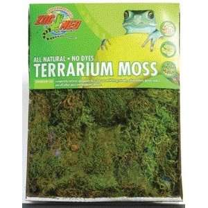 ZOO MED LABORATORIES   Terrarium Moss