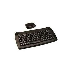IF Wireless Mini USB TRACKBALL KB BLK Electronics