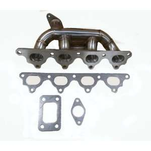 OBX SUS Turbo Header Manifold 90 93 Honda Accord 2.2L F22