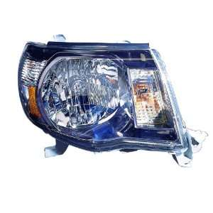 Depo 312 1186R AC7 Toyota Tacoma Passenger Side Replacement Headlight