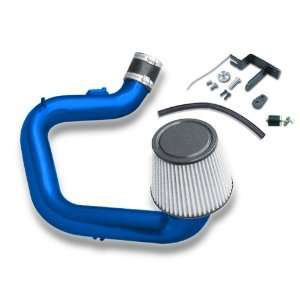 03 04 Toyota Corolla Blue Cold Air Intake (XR Submodel