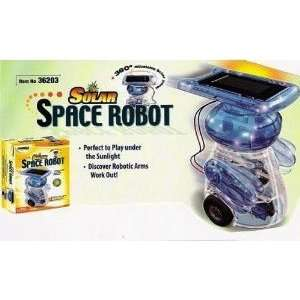 Solar Space Robot, Build your Own, Eco Friendly Play N