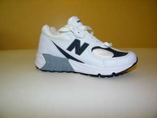 New Balance Mens White/Black/Gray 498 M498WND Shoes Size 12.5