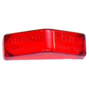 Red Lens for U Haul Car Carrier and Trucks Automotive
