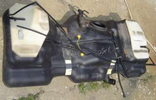 dodge caravan chrysler town country voyager fuel tank came off of 98