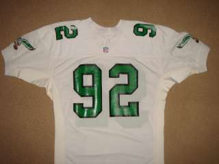 Reggie White Game Issued Early 90s Philadelphia Eagles Jersey
