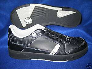 Akademiks JEANIUS INTELLIGENTS MENS Black Shoes 10 NEW