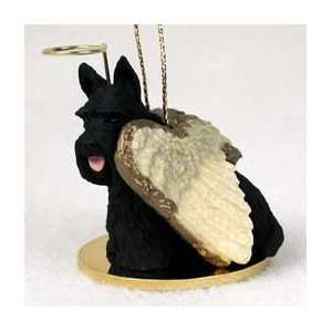 Scottish Terrier Angel Dog Ornament