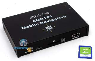 AMM12N ADVENT IPOD NAVIGATION GPS BLUETOOTH DVD USB SD 6.5 SATELLITE