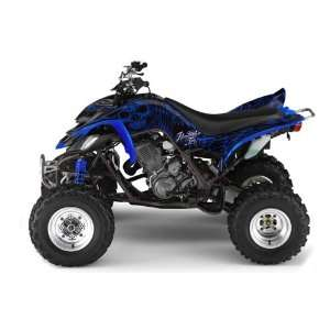 Huntington Ink AMR Racing Yamaha Raptor 660 ATV Quad Graphic Kit