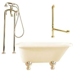 Giagni LA2 MB B Augusta Floor Mounted Faucet Package