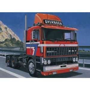 Italeri 1/24 DAF 3300 Turbo Truck Model Kit Toys & Games