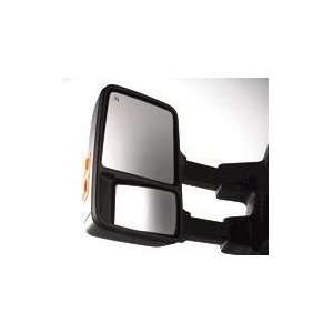 Super Duty Telescoping Trailer Tow Mirrors, Left Hand Side Automotive