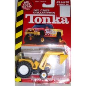 Tonka Tractor Front End Loader Toys & Games