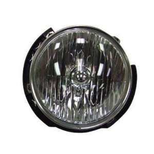OE Replacement Dodge Sprinter Van Passenger Side Headlight
