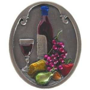 NHK 140 PHT Notting Hill Best Cellar wine Cabinet Knob Antique Pewter