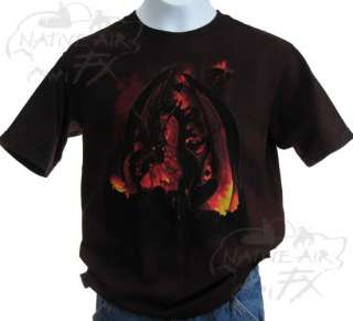 DRAGON KIDS T Shirt boy girl wizard pirate nwt S/M/L/XL
