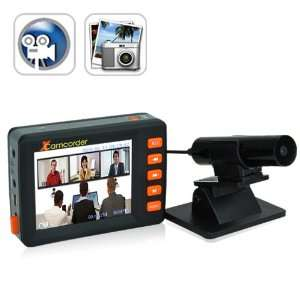 Camera and DVR with Motion Detection Recording