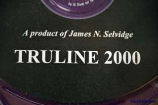 TRULINE 2000 THOROUGHBRED HORSE RACING SOFTWARE byJIM SELVIDGE/WIN 95