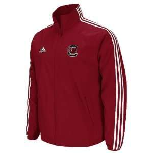 adidas South Carolina Gamecocks Garnet Primary Logo Lightweight Full