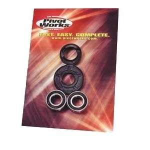 06 09 SUZUKI LTR450 PIVOT WORKS FRONT WHEEL BEARING KIT