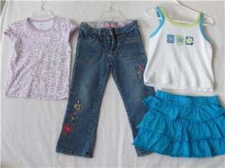 HUGE BABY TODDLER GIRLS 3 3T SUMMER CLOTHES DRESSES OUTFITS SHOES LOT