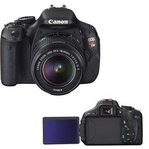 Canon Cameras, EOS Rebel T3i 18 55IS Kit (Catalog Category