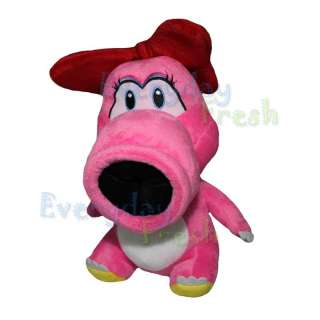 NEW Nintendo Super Mario Bros 9 Birdo Plush Doll Toy