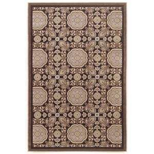 Reyna   Black Traditional Large Room Size Area Rug