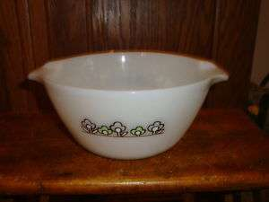 Vintage Anchor Hocking Fire King Bowl Summerfield