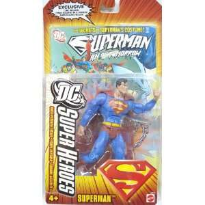 DC Universe Super Heroes Unlimited Superman   Man of
