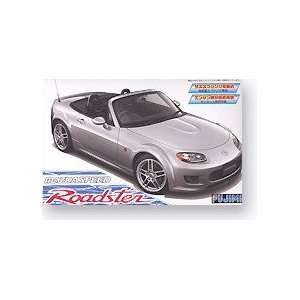 Roadster MX5 with Engine Model Kit sport racing car race vehicle auto