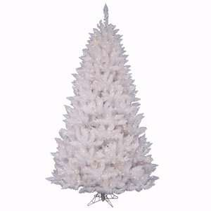 Foot Crystal White Spruce DuraLit Christmas Tree