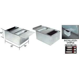 CRL Sliding Deal Tray and Pass Thru Drawer