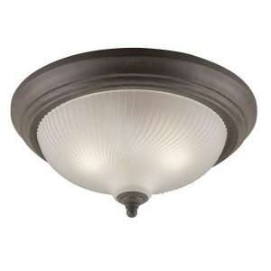 Westinghouse 64308   2 Light Sienna Ceiling Flush Mount