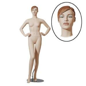 Female Designer Mannequin Display Flesh Tone NEW FJL14