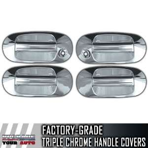 2003 2012 Lincoln Navigator 4dr Chrome Door Handles/Covers