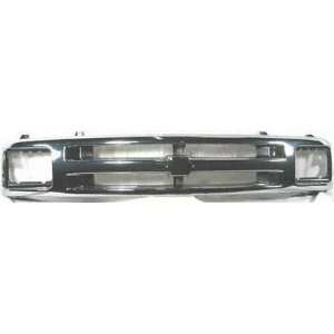94 97 CHEVY CHEVROLET S10 PICKUP s 10 GRILLE TRUCK, With Sealed Beam H