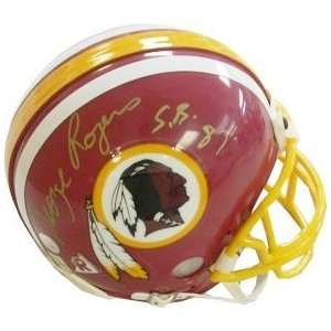 George Rogers Autographed/Hand Signed Washington Redskins