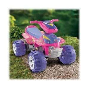 Power Wheels Barbie Trail Rider Toys & Games