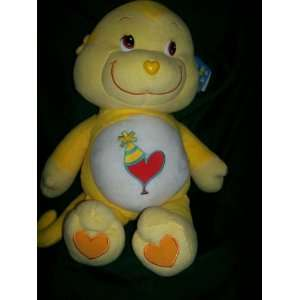 Care Bears PLAYFUL HEART MONKEY Cuddle Pillow Plush