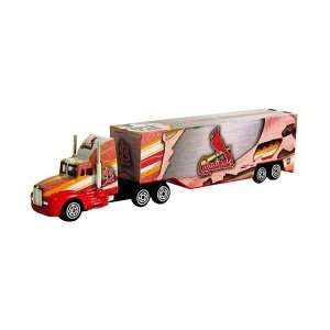 St. Louis Cardinals MLB 187 Scale Tractor Trailer