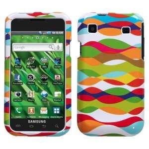 SAMSUNG T959 (Vibrant) Pop Wave Phone Protector Cover Case