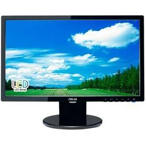 New Asus VE198T 19 Inch LED LCD Monitor Adjustable Display